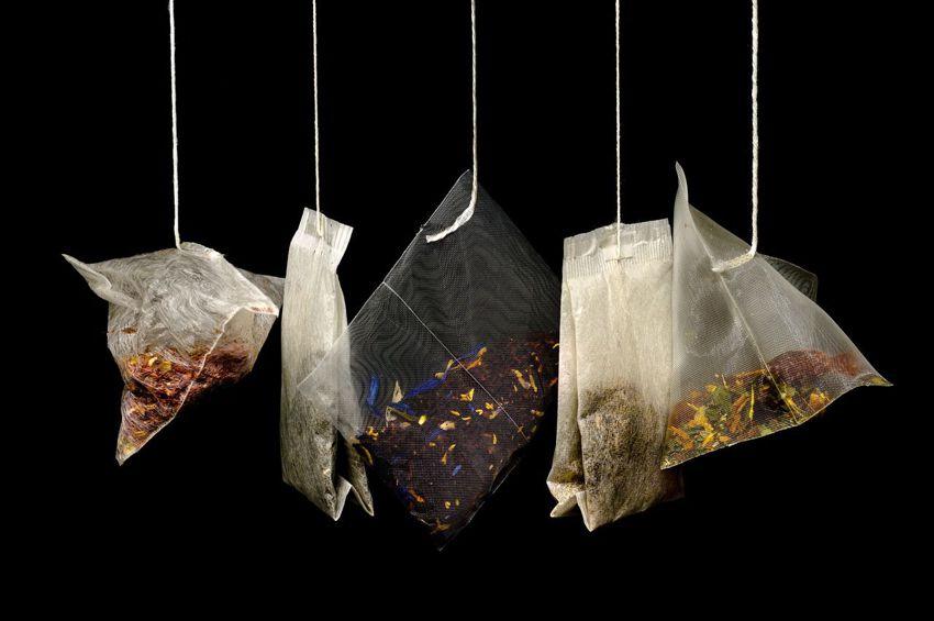Mikroplastik w torebkach herbaty